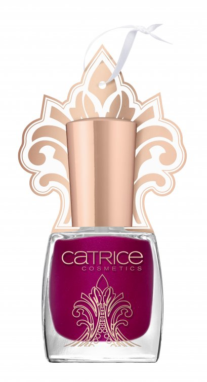 Catrice Victorian Poetry Satin Matt Nail Lacquer C02