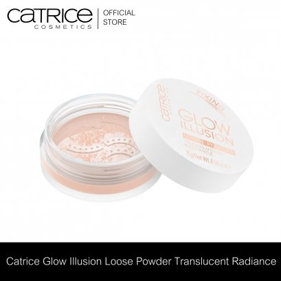 Catrice Glow Illusion Loose Powder Translucent Radiance