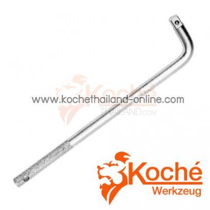 KCLW12 ด้ามบล็อกตัวแอลห่อตัวบล็อก SQ-DR.1/2 นิ้ว