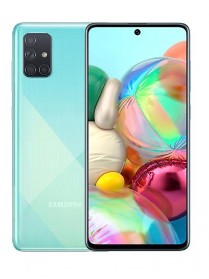 SAMSUNG Galaxy A71 (8+128) PrishCrush Blue
