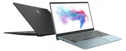 Notebook MSI Modern 14 B4MW-005TH (Black)