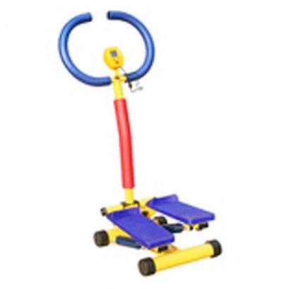 อุปกรณ์ก้าวเดินย่ำ-เครื่องออกกำลังกายเด็ก ฟิตเนสเด็ก by Sealplay