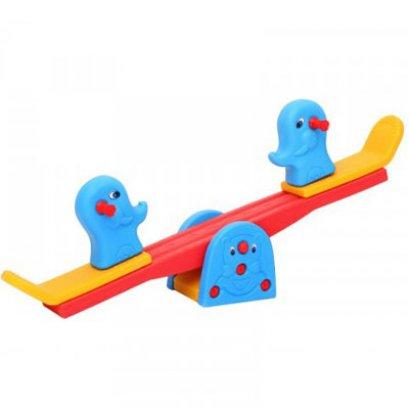 ไม้กระดกรูปช้าง- ของเล่นพลาสติก ของเล่นสนาม โยกเยก ไม้กระดก by Sealplay