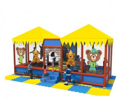 ชุดสวนสนุกครอบครัวหมี