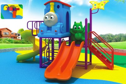 THOMUS & FRIEND SLIDE