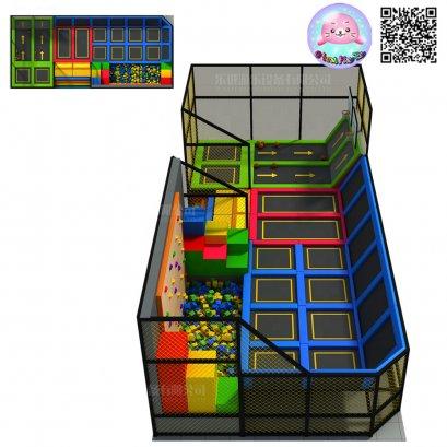 Sealplay ห้องบอล บ้านบอล แทรมโปลีน-ห้องแทรมโพลีน 012