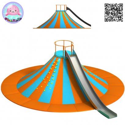 Volcano Slide 03