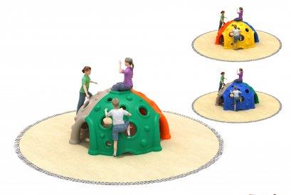 Sealplay เครื่องเล่นสนาม ของเล่นสนาม ปีนป่าย ท่อลอด ปีนป่ายอุกกาบาต