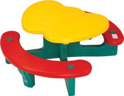 Sealplay ยี่ห้อ Lerado เฟอร์นิเจอร์เด็ก โต๊ะหัวใจ