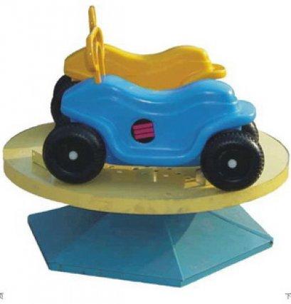 Sealplay ของเล่นสนาม แท่นรถหมุน 2 ที่นั่ง