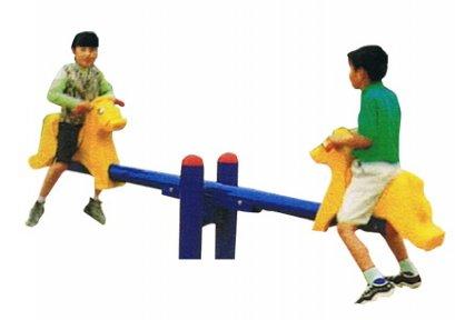 Sealplay ของเล่นสนาม ไม้กระดกม้า 2 คน
