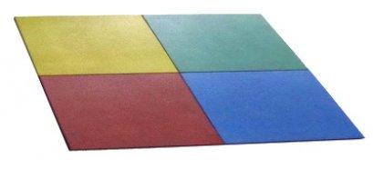 Sealplay พื้นยางกันกระแทก พื้นสนามเด็กเล่น พื้น SBR ยางปูพื้น (กลางแจ้ง)
