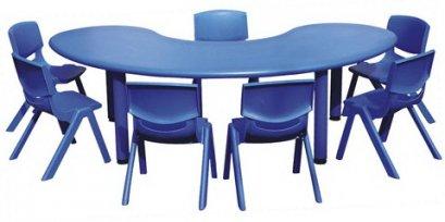 โต๊ะรูปถั่ว