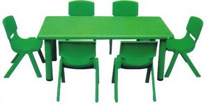 โต๊ะสี่เหลี่ยมผืนผ้า