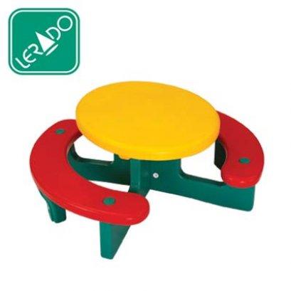 Sealplay ยี่ห้อ Lerado เฟอร์นิเจอร์เด็ก โต๊ะเเสนหวานครบเซ๊ต