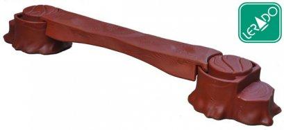 Sealplay ยี่ห้อ Lerado ของเล่นพลาสติก ฝึกทักษะ ขอนไม้ทรงตัว (เดี่ยว)