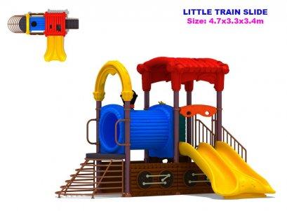 LITTLE TRAIN SLIDE