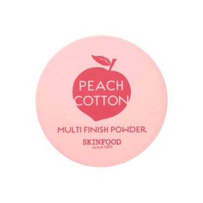 Skinfood Peach Cotton Multi Finish Powder ตลับเล็ก 5 G