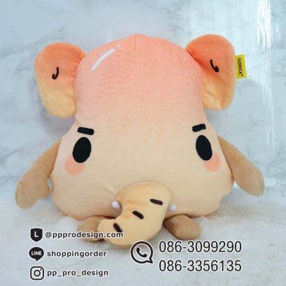 PL63-5 หมอนรองคอ(สิวหัวช้าง)