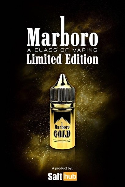 Marboro Gold Limited Edition