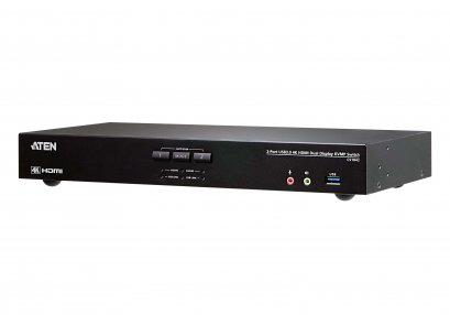CS1842 2-Port USB 3.0 4K HDMI Dual Display KVMP Switch