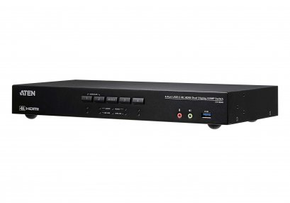 CS1844 4-Port USB 3.0 4K HDMI Dual Display KVMP Switch