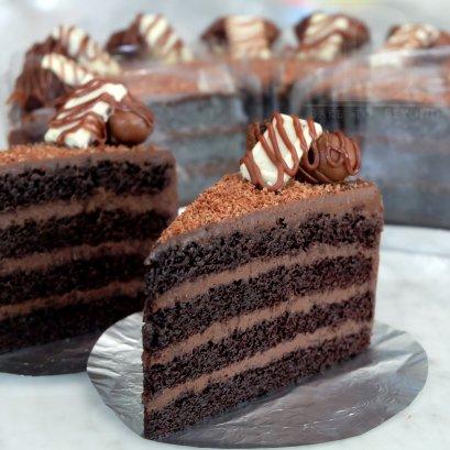 เค้กช็อคโกแลต Overload