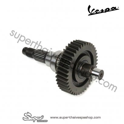 THE ORIGINAL REAR WHEEL AXLE (PRIMAVERA 150 3V)