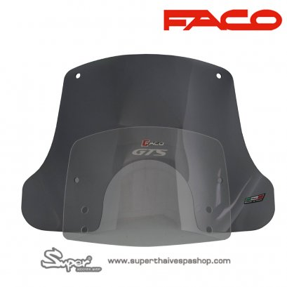 FACO TWIN WINDSHIELD (GTS)