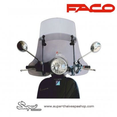 FACO TWIN WINDSHIELD (LX)