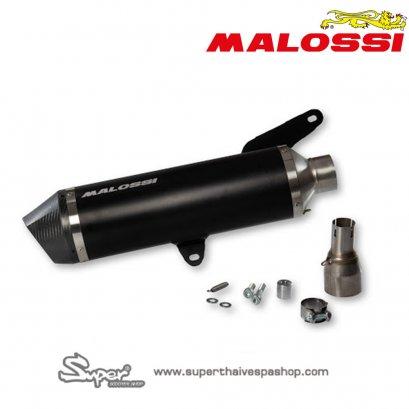 MALOSSI EXHAUST S. RX BLACK