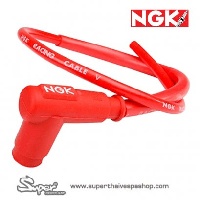 NGK POWER CABLE RED