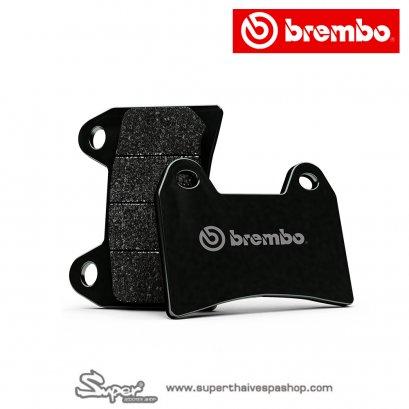 THE BREMBO CARBON CERAMIC BRAKE PADS