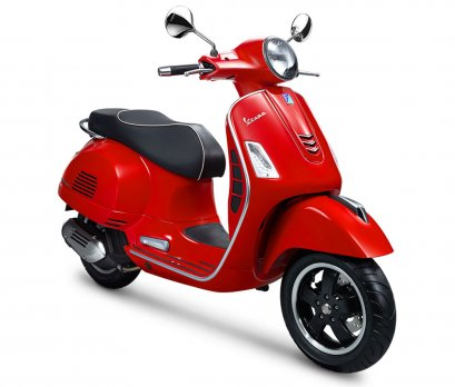 GTS SUPER 150 I-GET ABS RED