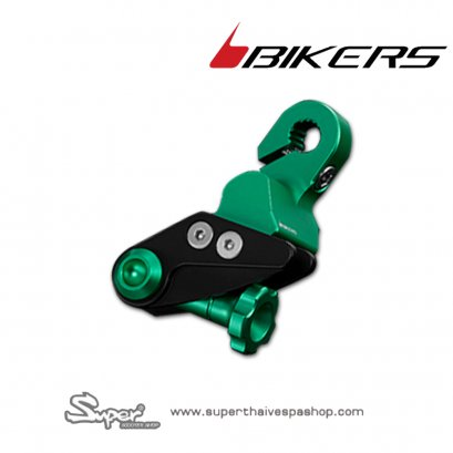 BIKERS REAR BRAKE CAM LEVER (GREEN)