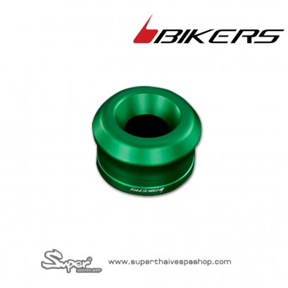 BIKERS EXHAUST CAP (GREEN)