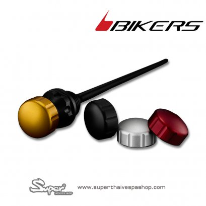 BIKERS OIL FILLER PLUG WITH LEVEL