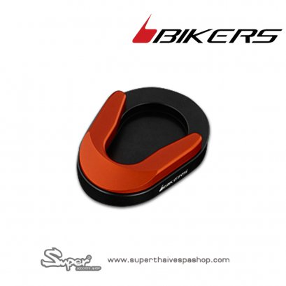 BIKERS FLAT FOOT (ORANGE)