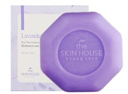 The skin house Lavender herb soap 90g