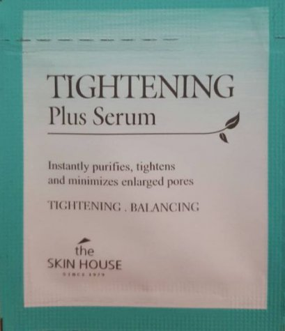 The skin house Tightening Plus Serum *6ซอง