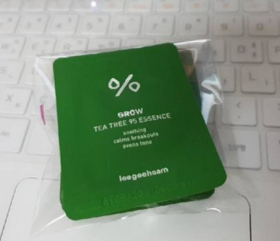 Leegeehaam  GROW Tea tree 95 essence 1.5ml*10ea