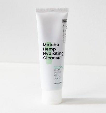 Krave Match Hemp Hydrating cleanser 120ml