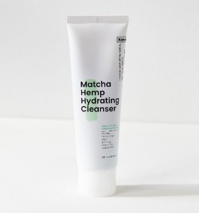 Krave Match Hemp Hydrating cleanser 120ml