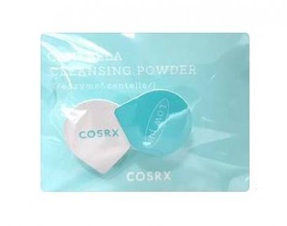 COSRX Centella Cleansing powder 0.4gx2ea