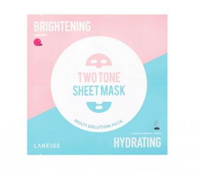 Laneige Two tone sheet mask # Brightening