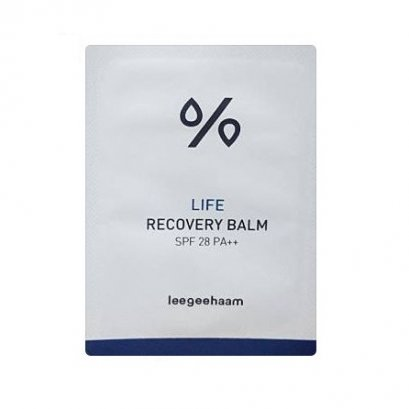 Leegeehaam  Life recovery balm SPF28PA++ 1 ml*10ea