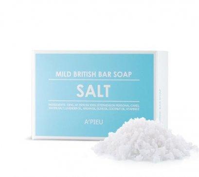 A'PIEU Mild British Bar soap 100g