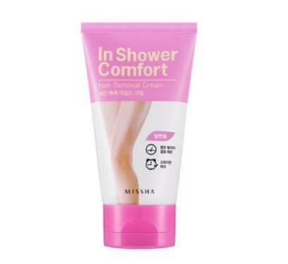 Missha In Shower Comfort Hair Removal cream