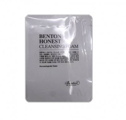 Benton Honest Cleansing Foam 1mlx10ea