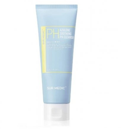 SUR.MEDIC Azulene Soothing PH cleanser 150ml
